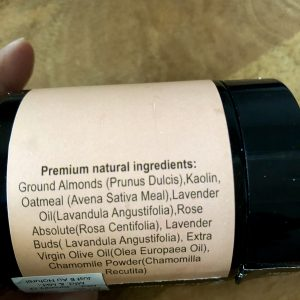 Difference between natural organic and vegan products